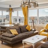 Deluxe Loft, Sea View - Living Area