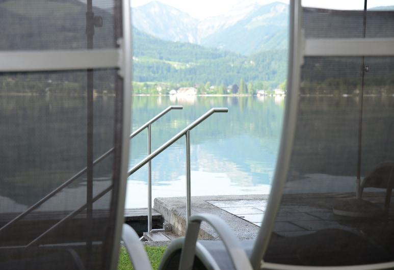 Das Zimmerbräu, Sankt Wolfgang im Salzkammergut, Basen odkryty