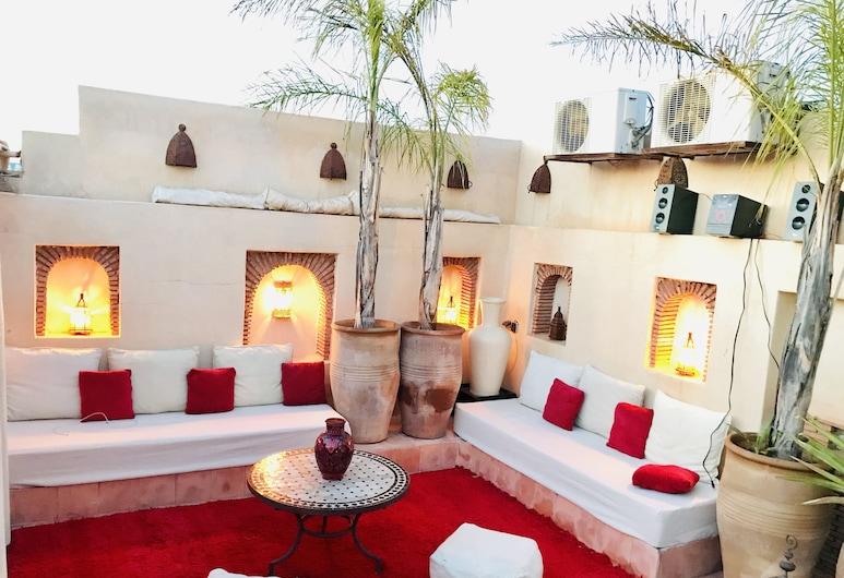 里亞德陽台天空酒店, 馬拉喀什