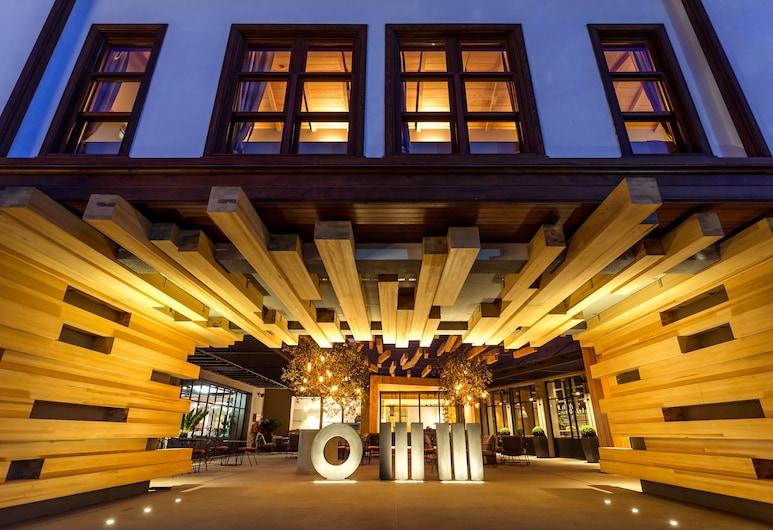 Omm Inn, Eskisehir, Hotel Entrance