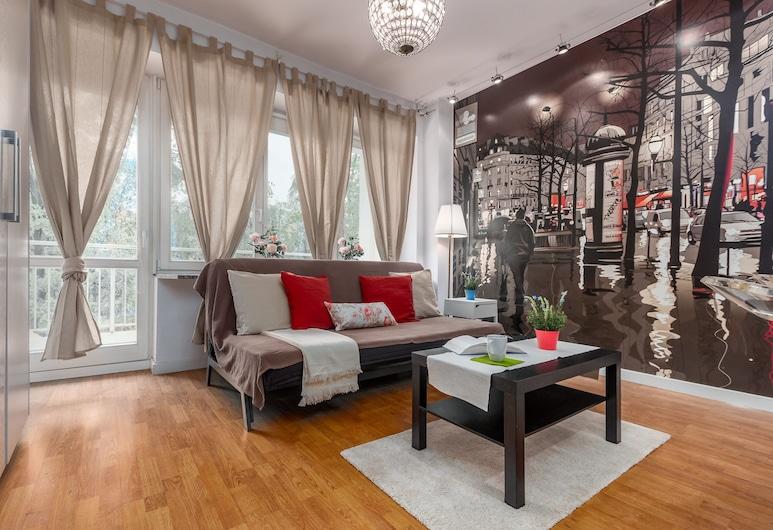Little Home - Krucza 19, Varšava