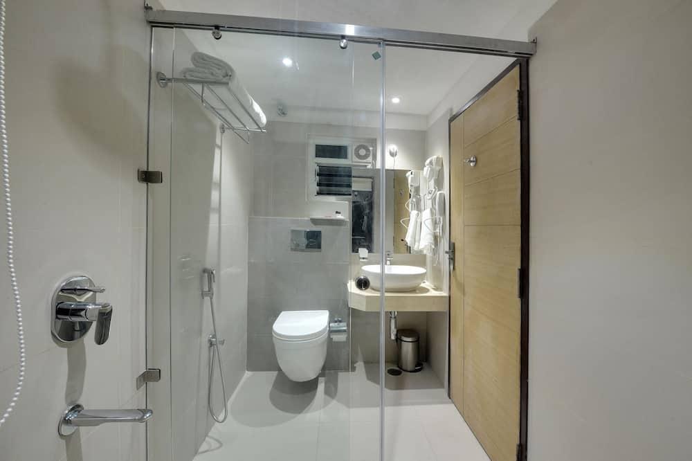 標準雙人或雙床房, 1 間臥室 - 浴室