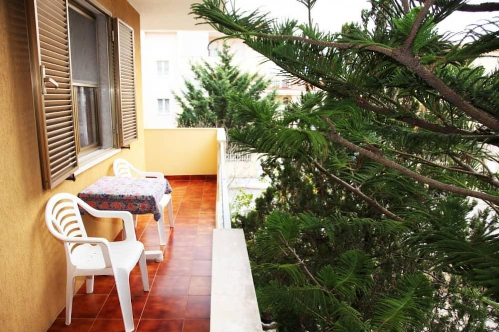 Appartamento, 1 camera da letto - Balcone