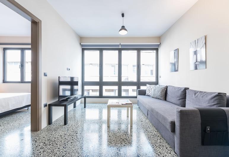 프라임 팀 아파트먼트, 아테네, 아파트 (1), 거실 공간