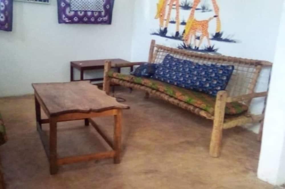 Klasikinio tipo kambarys - Svetainė