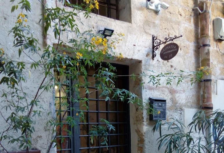 Arimatea Accommodations, Palermo, Otel Girişi