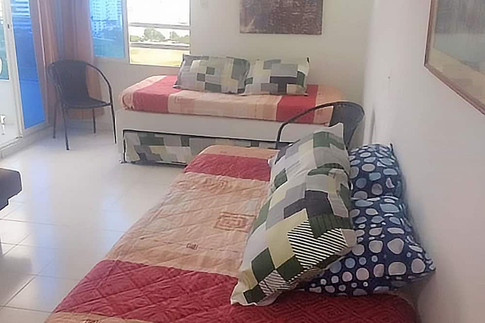 Aparta-Estudio HOME Con Vista- (CTG130A) - Καθιστικό