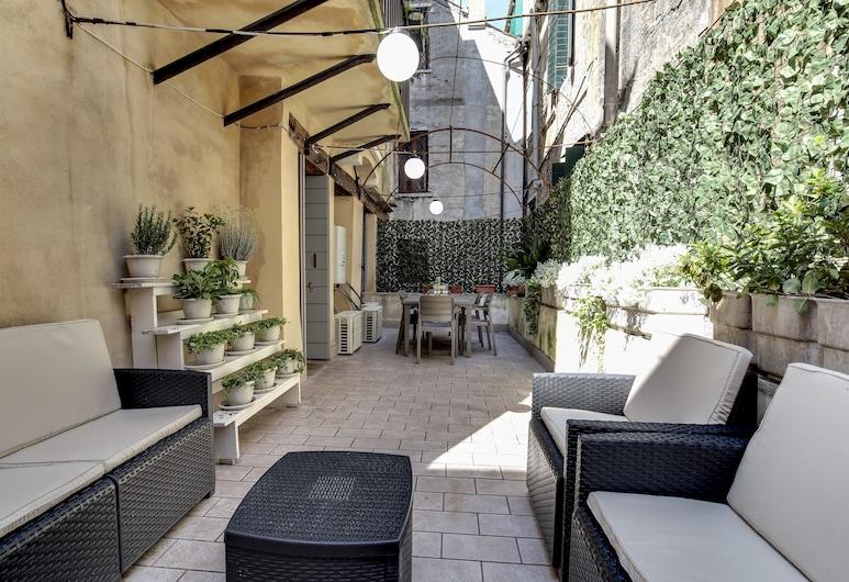 Ca' Provolo, Venedig, Apartment, 2Schlafzimmer, Blick auf die Lagune, Terrasse/Patio