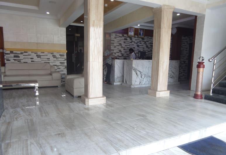 Serena Hotel & Suites, Lagos, Lobby