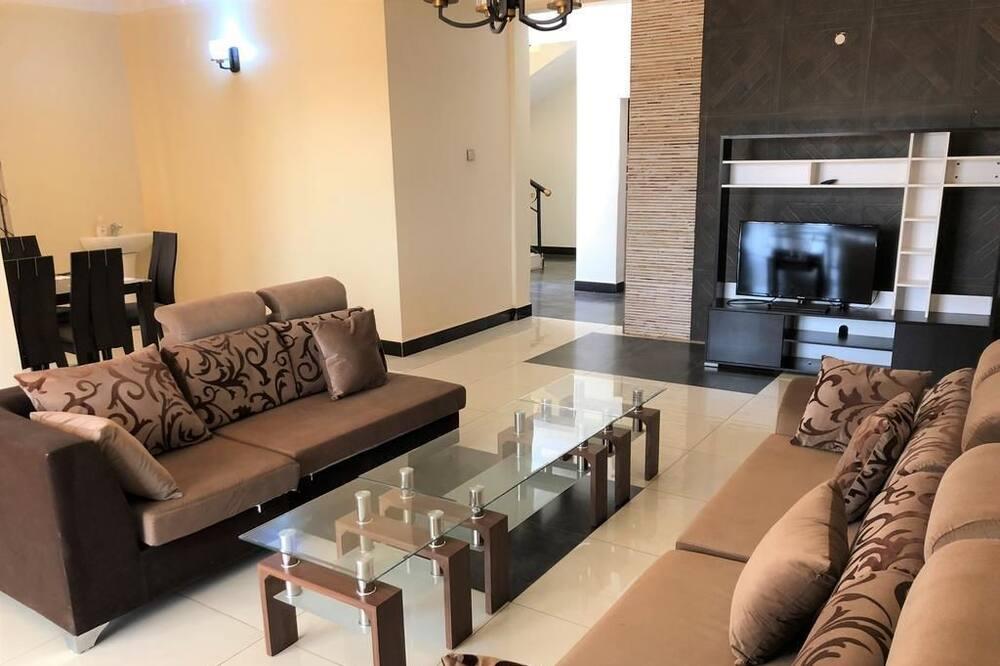 Departamento familiar - Sala de estar