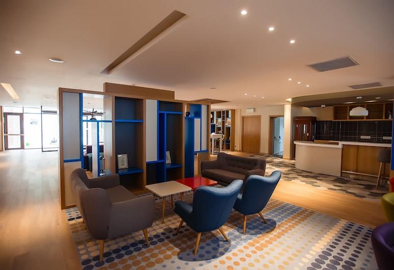 Holiday Inn Aktau - Seaside, Aktau, Hotel Lounge