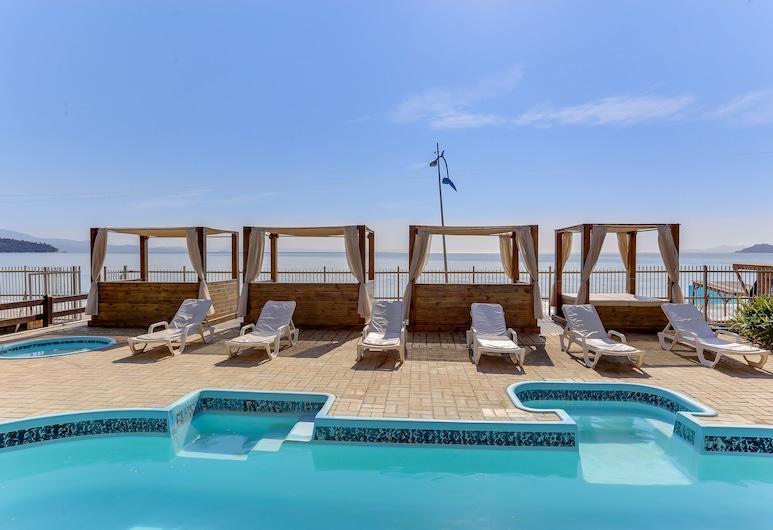 Hotel Canasvieiras, פלוריאנופוליס, בריכה חיצונית