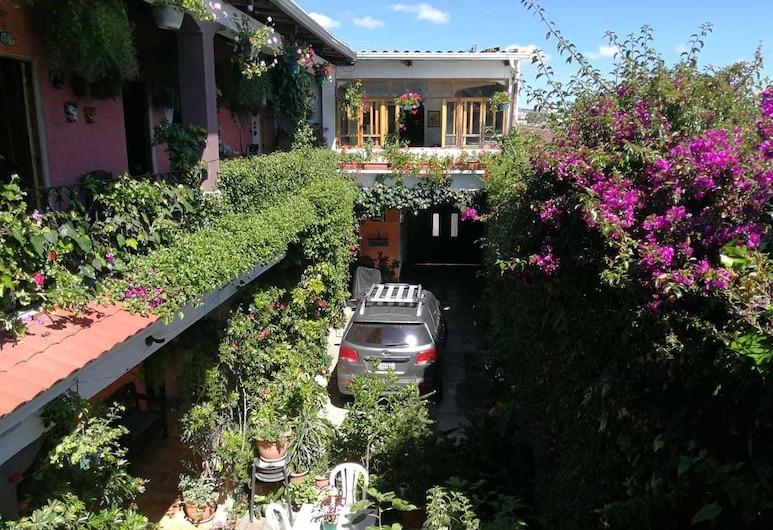 Hotel Casa San Bartolomé, Quetzaltenango, Hotellets front