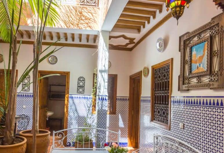 阿特拉斯酒店, 馬拉喀什, 酒店內