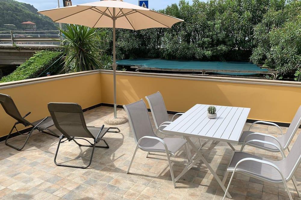Departamento estándar, 1 habitación, terraza - Terraza o patio