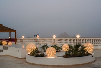 Picture of Desert Moon in Giza