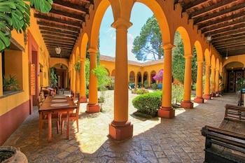 Fotografia do Hotel Na Bolom em San Cristobal Las Casas
