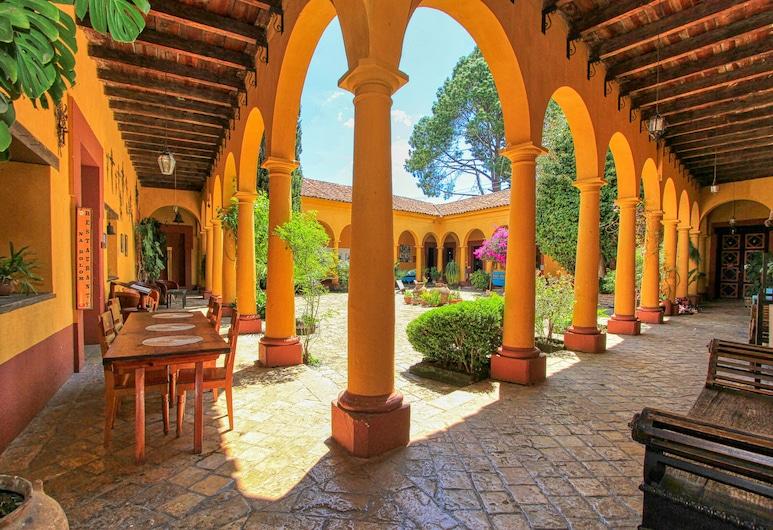 Hotel Na Bolom, San Cristobal de las Casas
