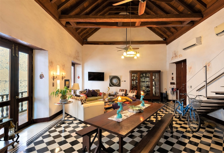 San Pedro Apartments, Cartagena, Apartamento exclusivo, Zona de estar