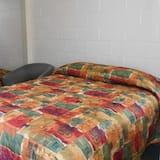 Двухместный номер базового типа с 1 двуспальной кроватью, Несколько кроватей, вид на озеро - Зона гостиной