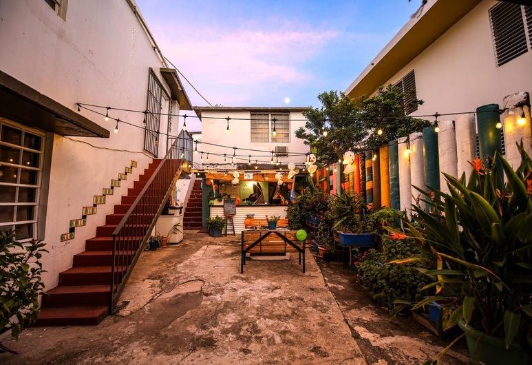 Villa Eshta, San Juan, Πρόσοψη ξενοδοχείου