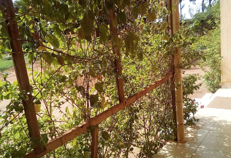 Kamac - Hostel, Ouagadougou, Terrace/Patio