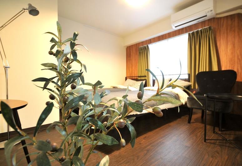 米蘭宅邸中津客房 404 號酒店, 大阪, 公寓, 1 間臥室, 客房
