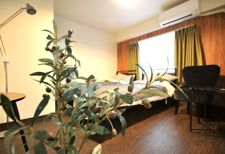 Maison Milano Nakatsu Room 404, Osaka, Appartement, 1 chambre, Chambre