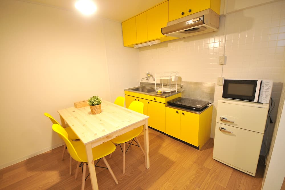 Departamento, 1 habitación - Servicio de comidas en la habitación