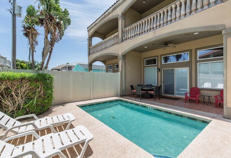 Casa Picasso - 3 Br Home w/ private pool, South Padre Island