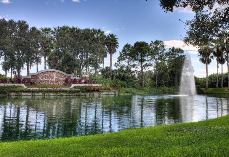 Heritage Oaks 09 - 2 Br Condo, Sarasota