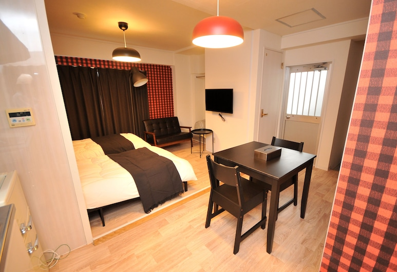 Maison Milano Nakatsu Room 505, Osaka, Apartment, 1 Bedroom, Bilik