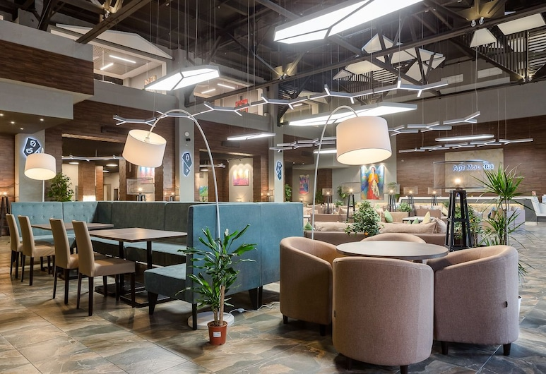 Art Moscow Budget — Hostel, Moscow