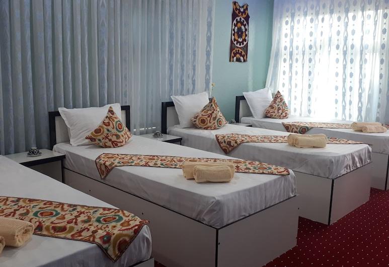 Odilnur, Bukhara, Standard - neljän hengen huone, Vierashuone