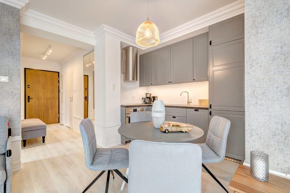 Appartement Confort, balcon (6 adults) - Salle de séjour