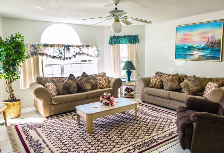 Royal Palm Bay (216436) - 3 Br Condo, Kissimmee, Appartement, 3 slaapkamers, Woonkamer