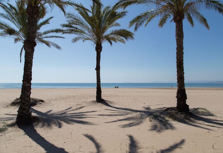 庫列拉海灘公寓飯店, 古樂拉, 海灘