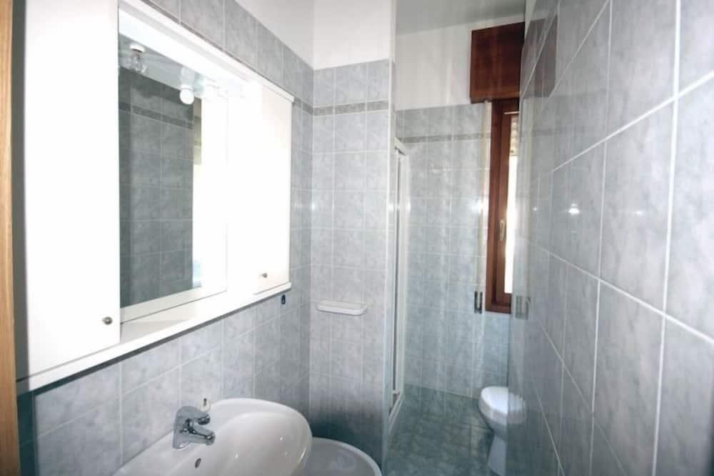 Apartemen, 3 kamar tidur - Kamar mandi