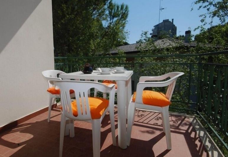 Appartamenti Liliana, Lignano Sabbiadoro, Apartament, 3 sypialnie, Balkon