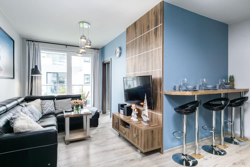 Premier Suite, Balcony - Living Area
