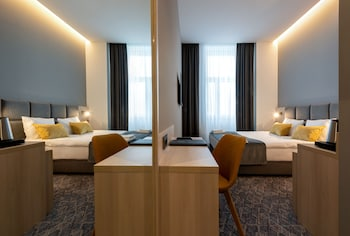 Wroclaw — zdjęcie hotelu Korona Hotel Wroclaw Market Square