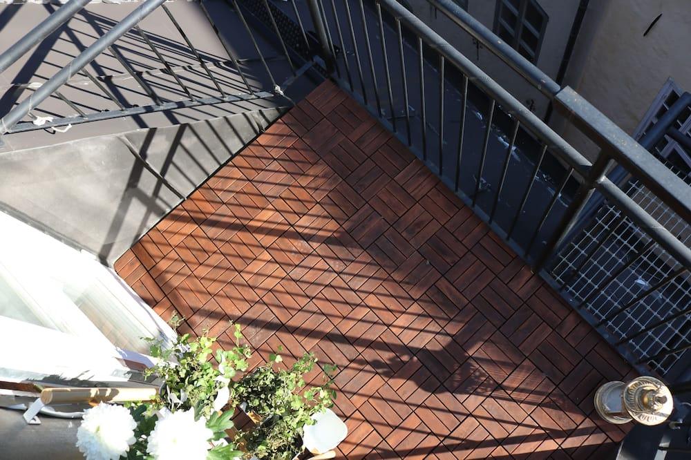 Penthouse (Etage) - Balcony