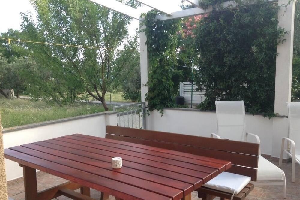 Appartement, Meerdere bedden - Balkon