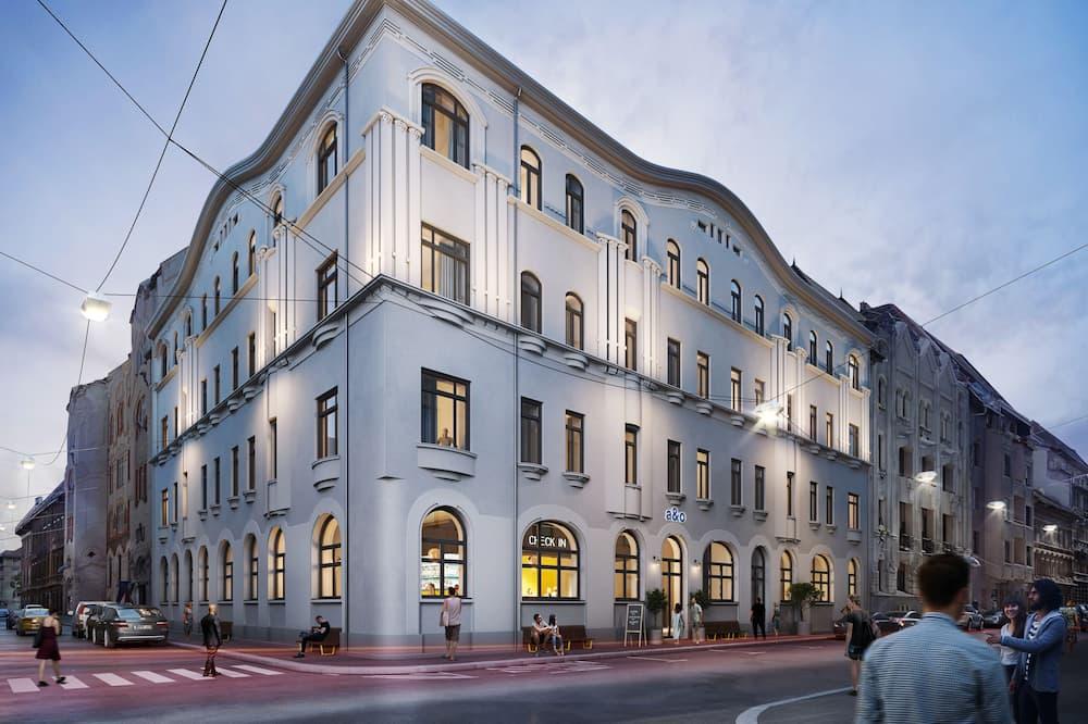 a&o Budapest City