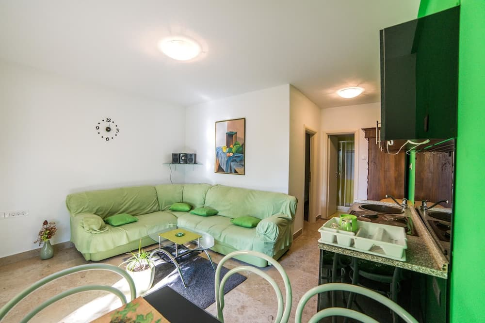 Apartemen, 1 Tempat Tidur Double dengan tempat tidur Sofa - Ruang Keluarga