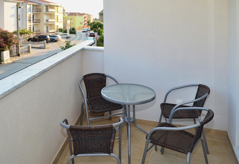 Apartment Davor / Two Bedroom A1, Podstrana, Μπαλκόνι