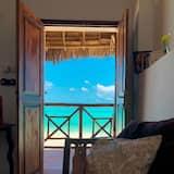 Apartament, 1 sypialnia, kuchnia, widok na ocean (Primo Piano) - Powierzchnia mieszkalna