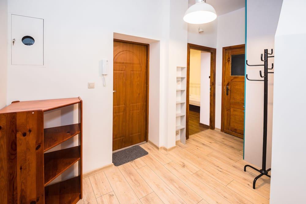 Căn hộ dành cho gia đình, 2 phòng ngủ - Khu phòng khách