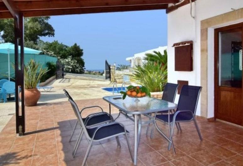 Villa Christodoula, Polis, Vila, 3 miegamieji, Terasa / vidinis kiemas