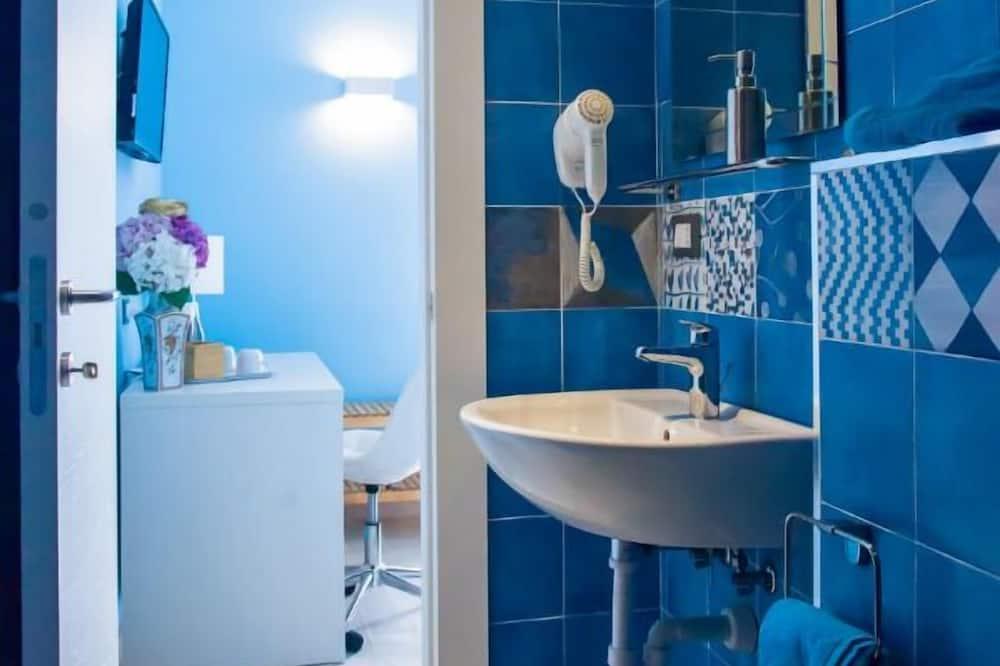 Comfort-Doppelzimmer (Vernazza) - Badezimmer